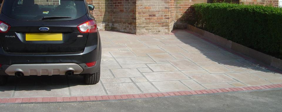 NW Driveway, the premier Indian stone paver in the North West