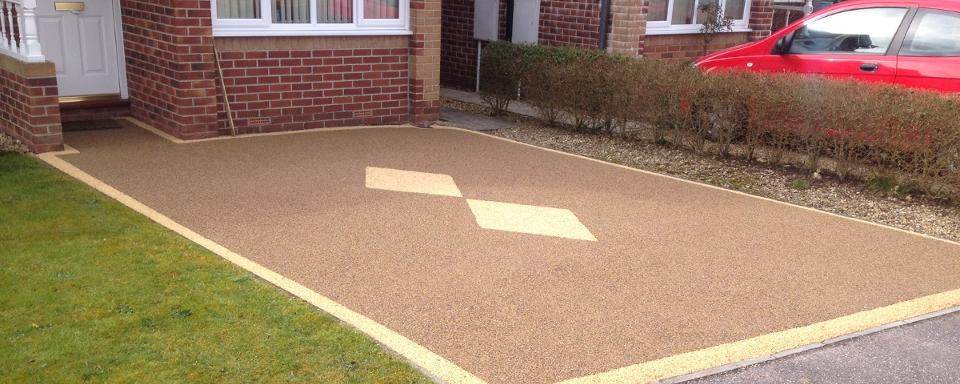 NW Driveway, the premier resin stone paver in the Stockport area
