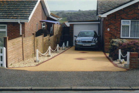 Maghull Resin Stone Driveway